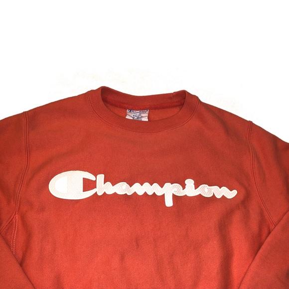 Pink Champion Reverse Weave